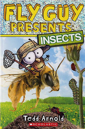Fly Guy Presents : Insects (PB)