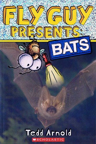 Fly Guy Presents : Bats (PB)