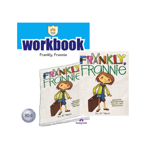 Thumnail : 러닝캐슬 SC-05-Frankly Frannie (SB+WB) New
