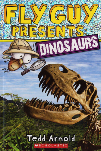 Fly Guy Presents : Dinosaurs (PB)
