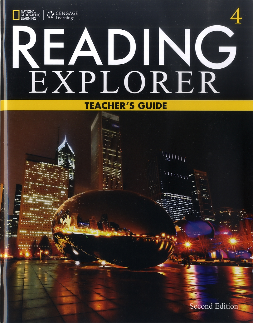 Reading explorer 2/E 4 SB TEACHER GUIDE