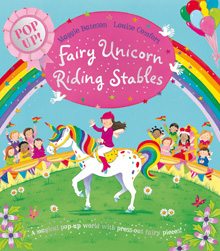 Fairy Unicorn Riding Stables: Pop Up!