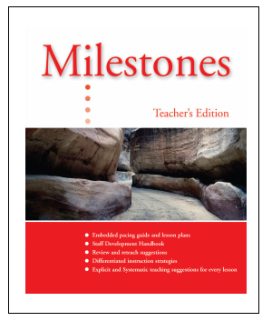 Milestones B-Teacher's Edition