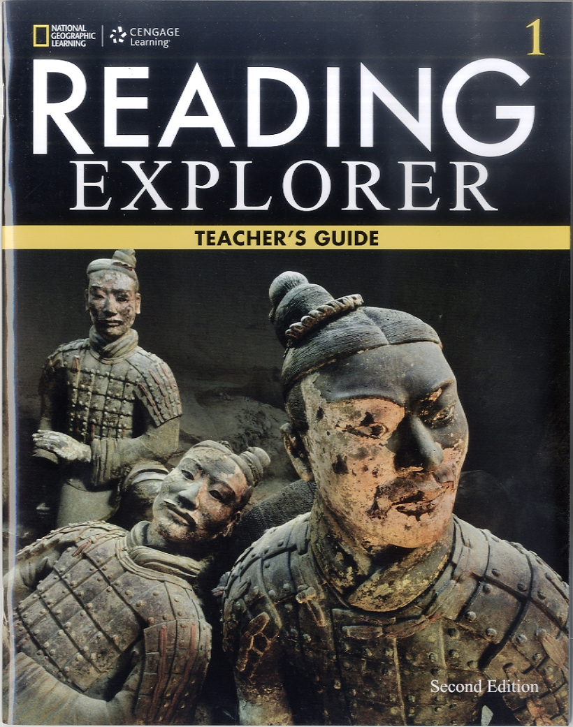 Reading explorer 2/E 1 SB TEACHER GUIDE