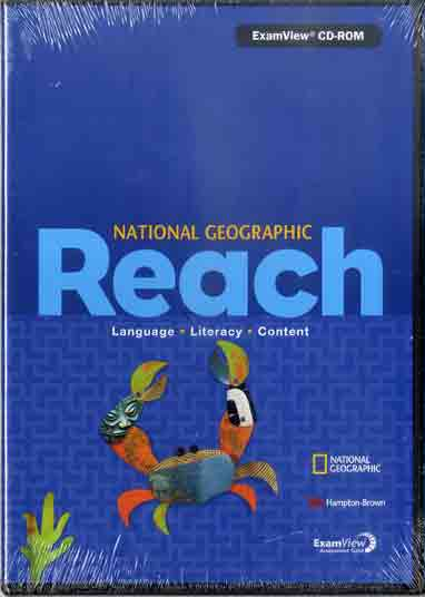 Reach ExamView®  CD-ROM Level F