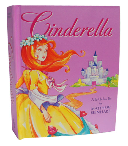 Cinderella A Pop-Up Fairy Tale