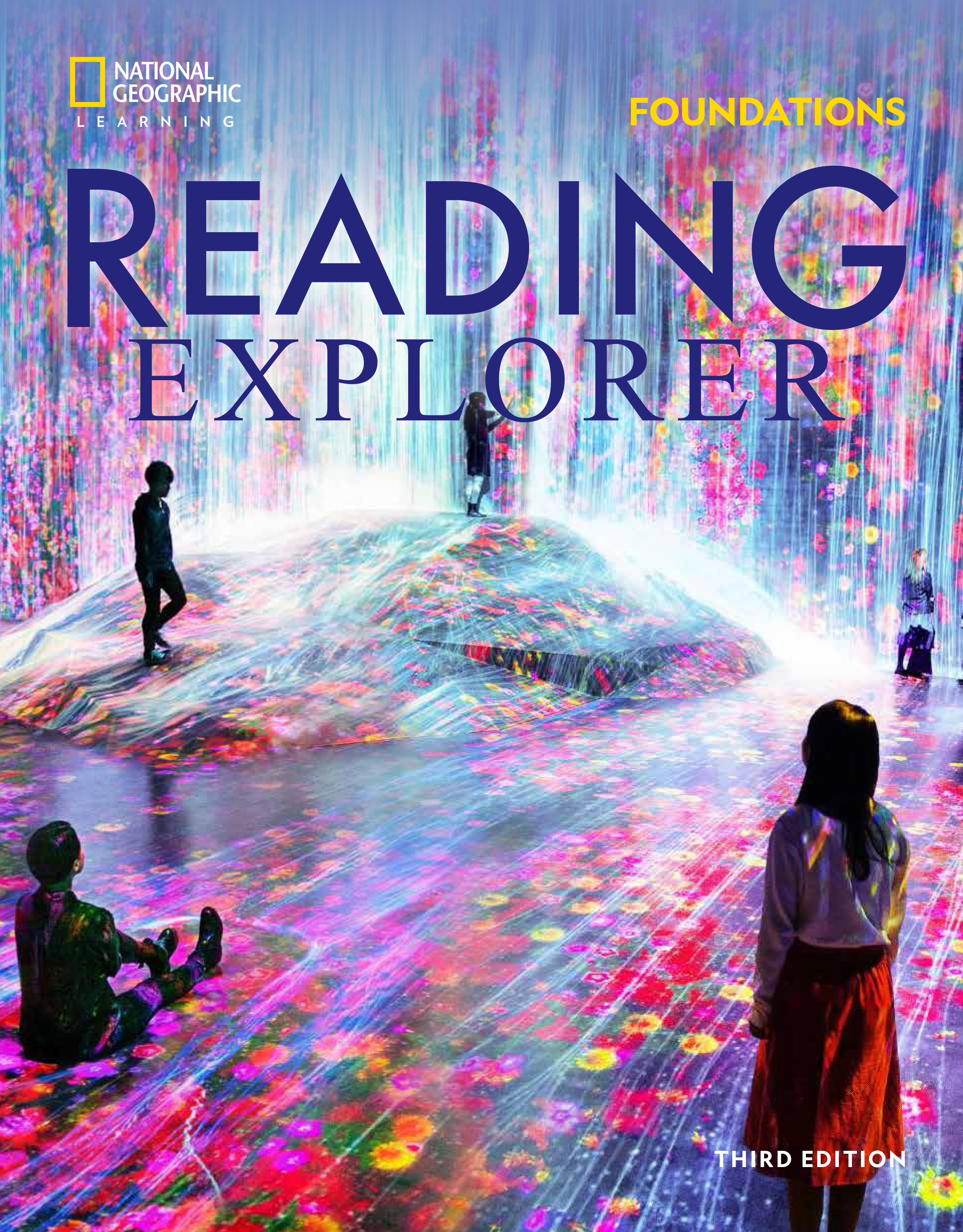Reading explorer 3/E Foundations DVD/AUDIO CD Package