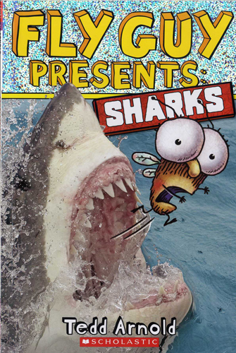 Fly Guy Presents : Sharks (PB)