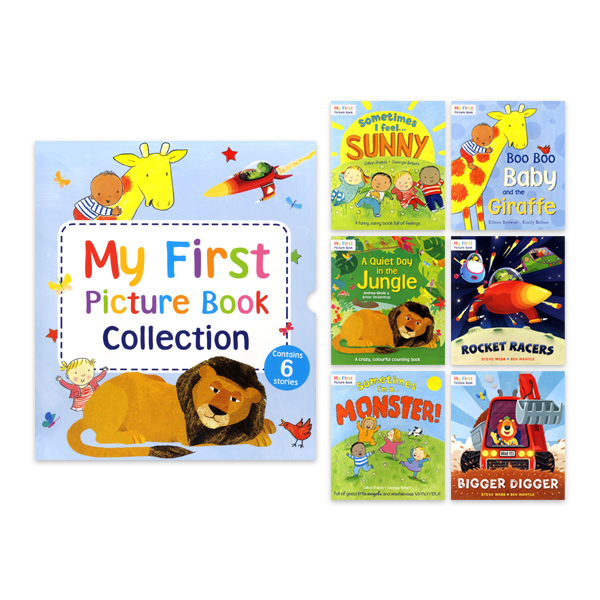 My First Picture Book Collection