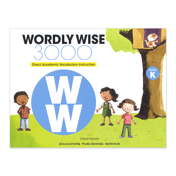 Wordly Wise 3000: Book K (4/E) 대표이미지