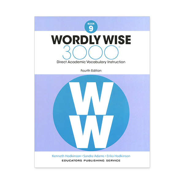 Wordly Wise 3000: Book 09 (4/E)