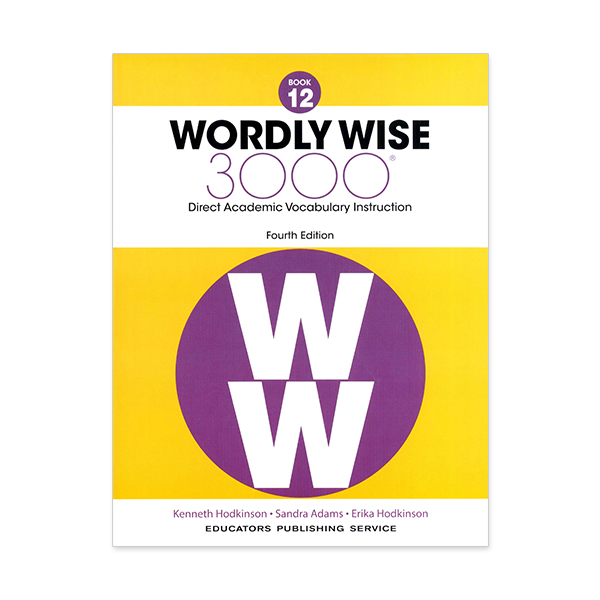 Wordly Wise 3000: Book 12 (4/E)
