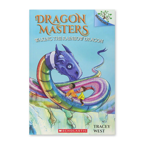 Dragon Masters #10:Waking the Rainbow Dragon (A Branches Book)