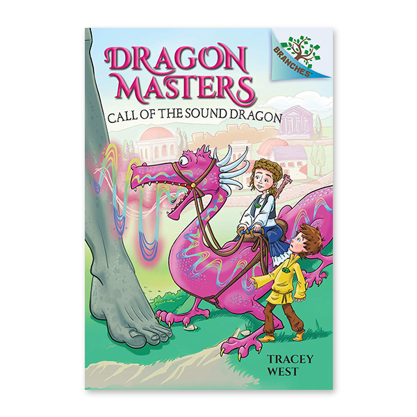 Dragon Masters #16:Call of the Sound Dragon (A Branches Book)