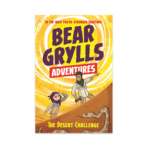 Bear Grylls Adventures 2: The Desert Challenge 대표이미지