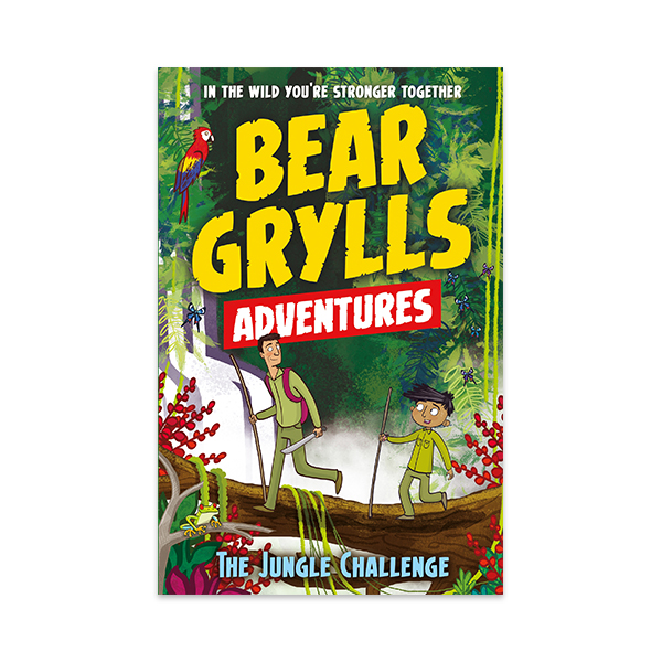 Bear Grylls Adventures 3: The Jungle Challenge 대표이미지