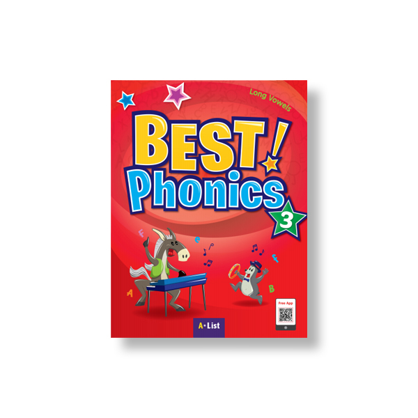 Best Phonics 3 (SB+Readers+DVD+CD) 대표이미지