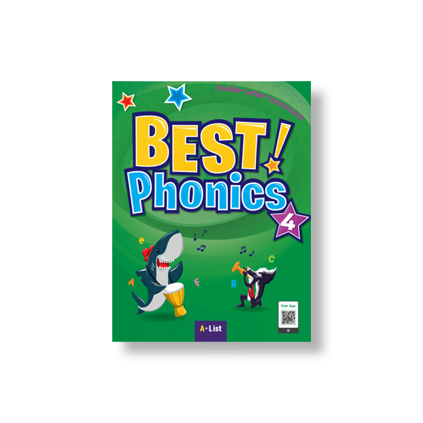 Best Phonics 4 (SB+Readers+DVD+CD)