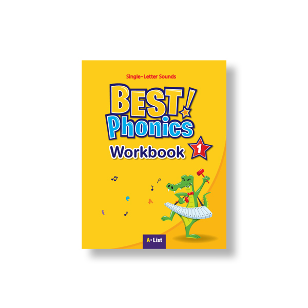 Best Phonics 1 (WB)