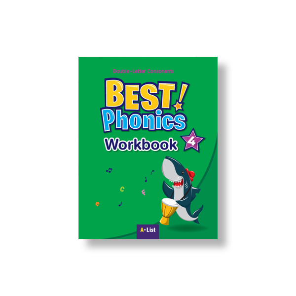 Best Phonics 4 (WB)