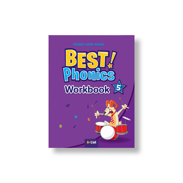 Best Phonics 5 (WB)