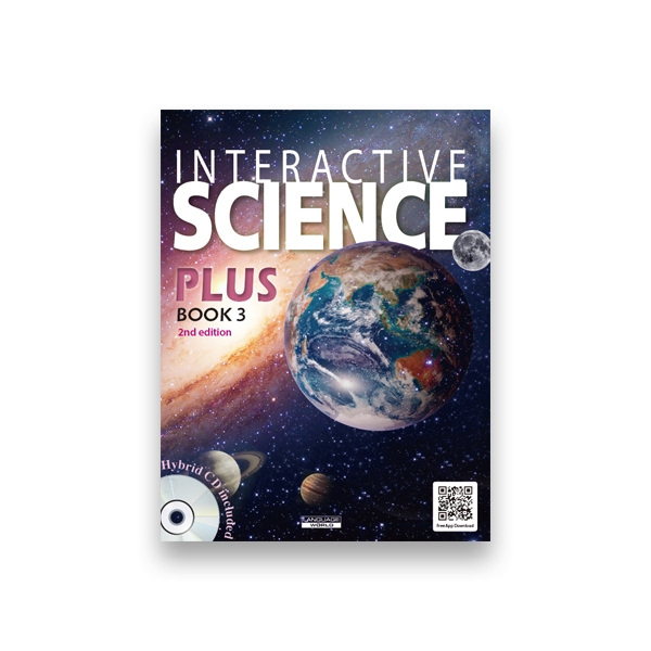 Thumnail : Interactive Science Plus S/B 3 (With Hybrid CD) 2nd