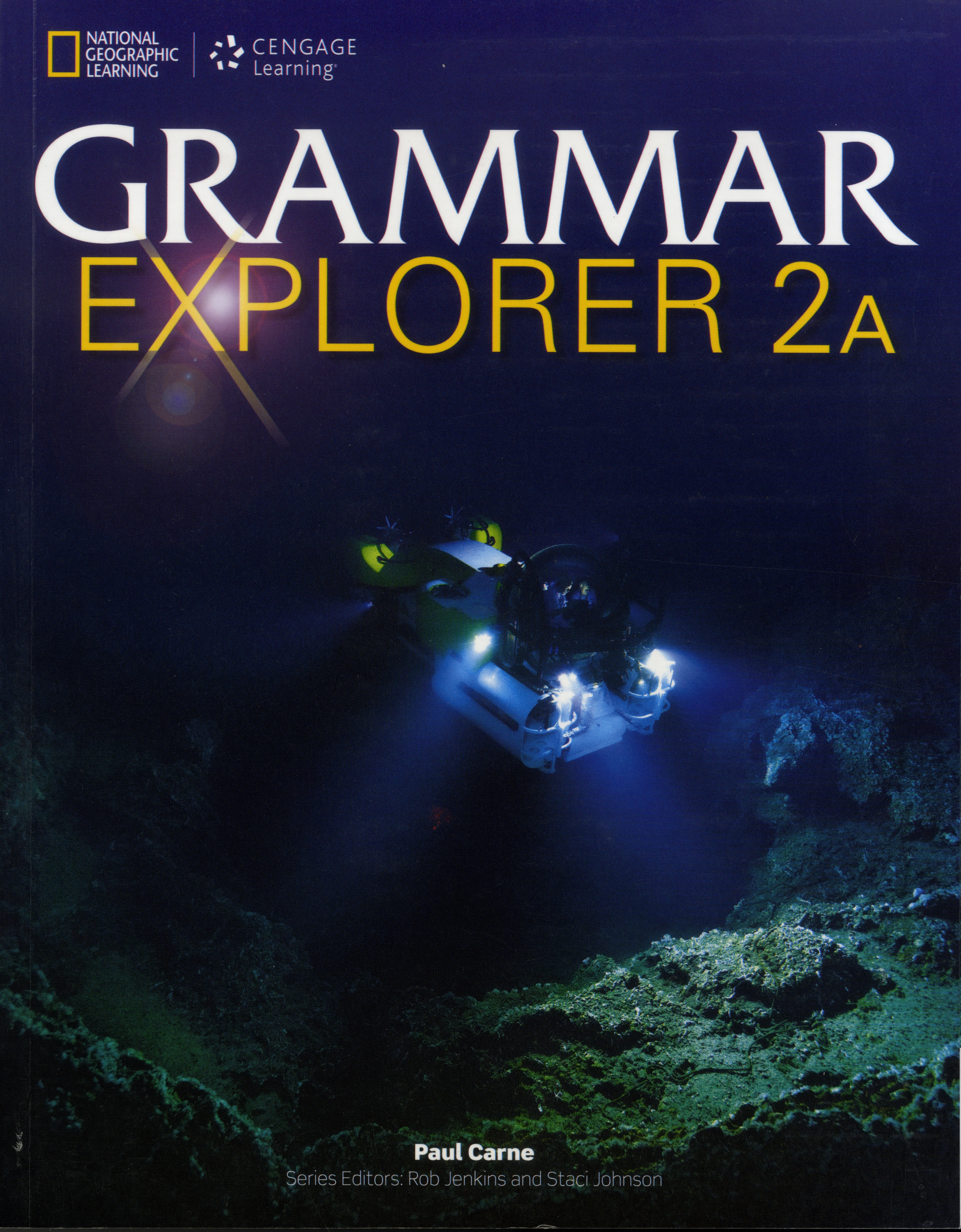 Grammar Explorer Level 2 Split-A