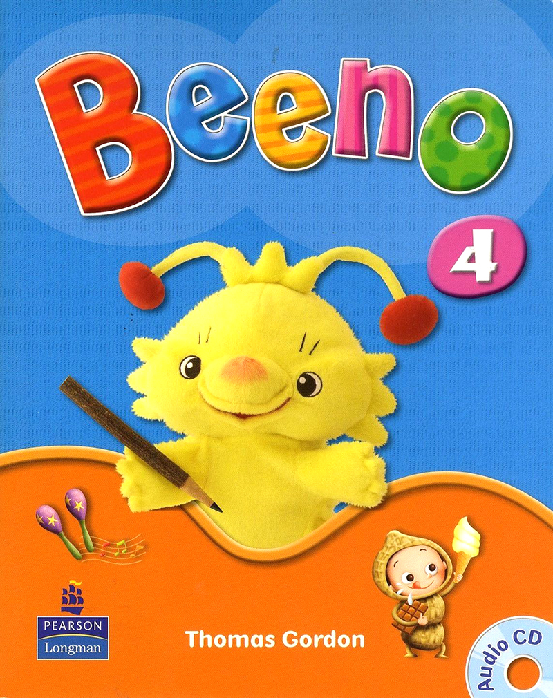 Thumnail : Beeno Student Book 4 (With CD)