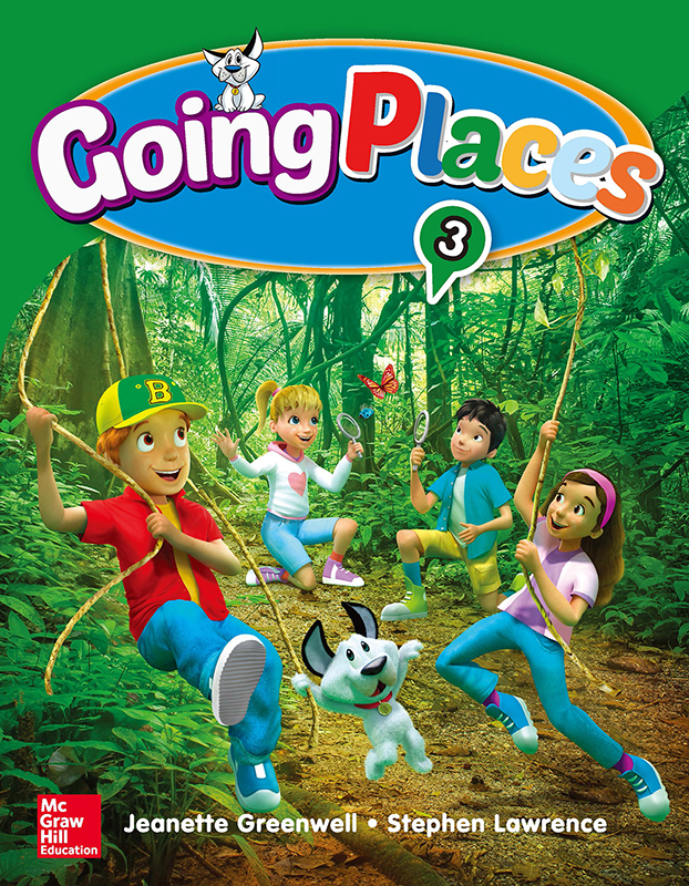 Thumnail : Going Places Level 3 Student Book with Workbook