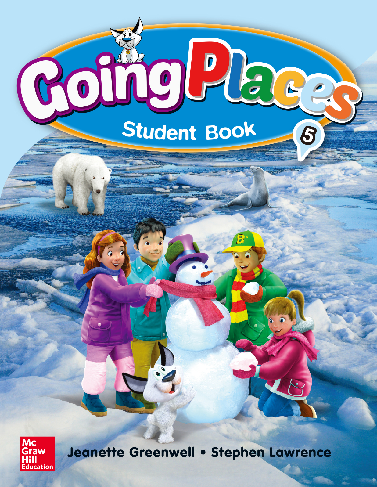 Going Places Level 5 Student Book with Workbook