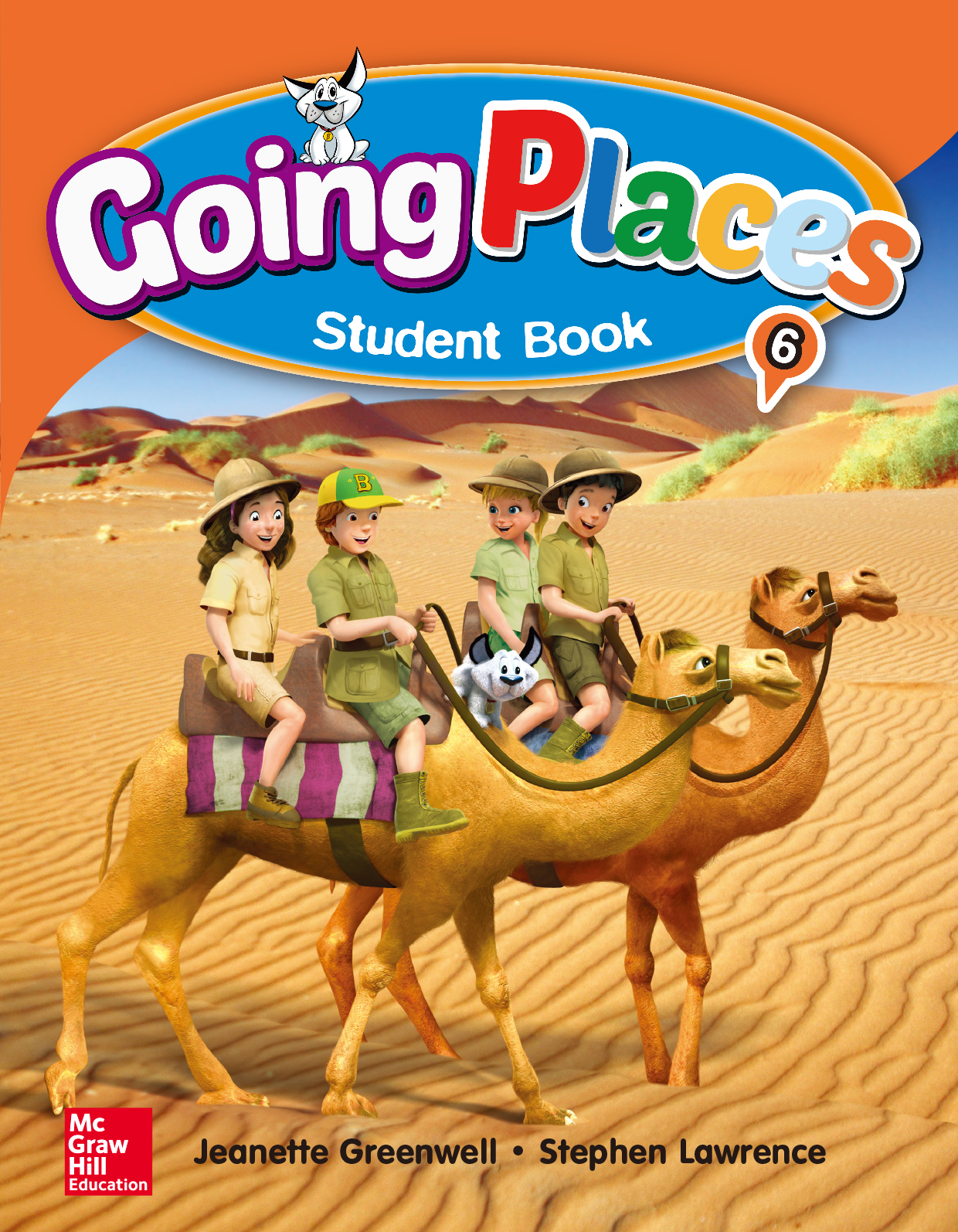 Going Places Level 6 Student Book with Workbook