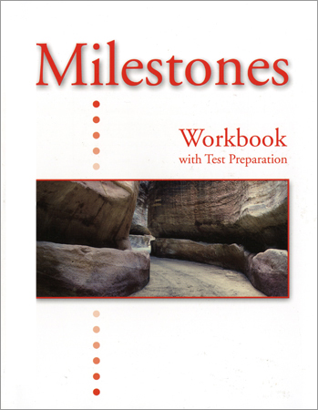 Milestones B-WorkBook