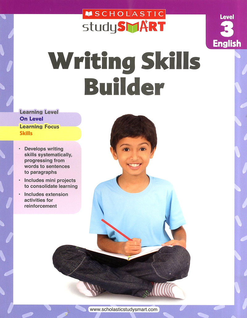 Writing Skills Builder 3 대표이미지