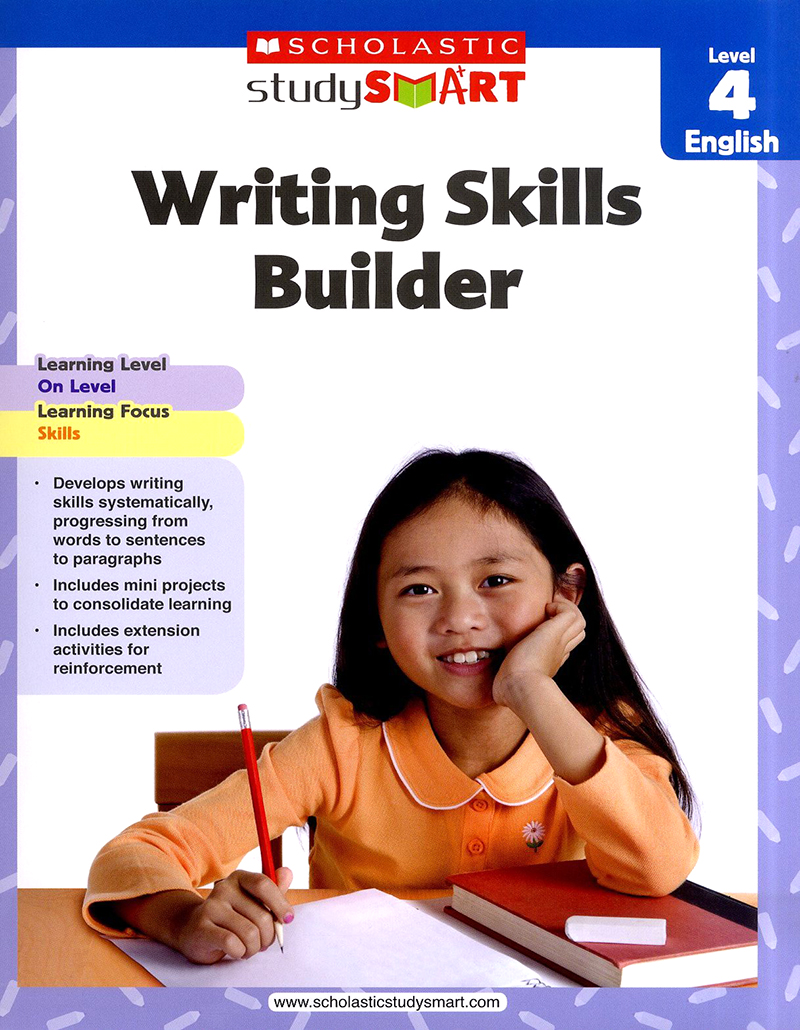 Writing Skills Builder 4 대표이미지