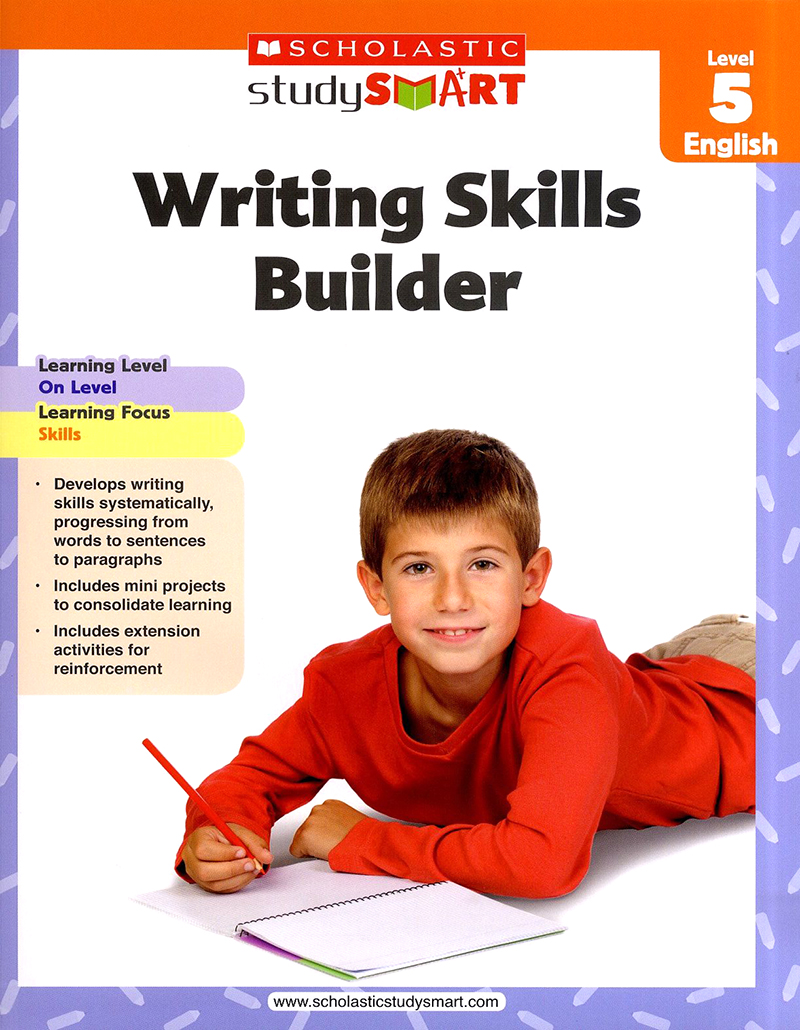 Writing Skills Builder 5 대표이미지