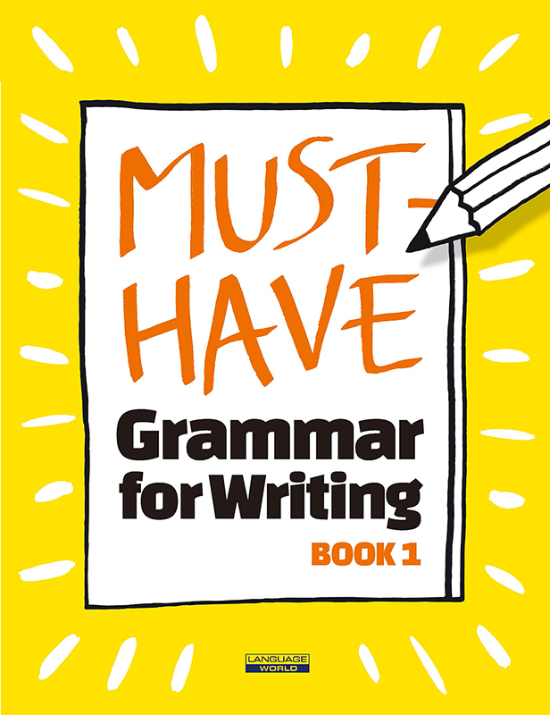 Must-Have Grammar for Writing Book 1