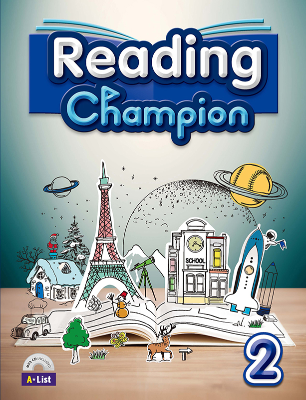 Thumnail : Reading champion 2 (B+W+MP3 CD+Summary)