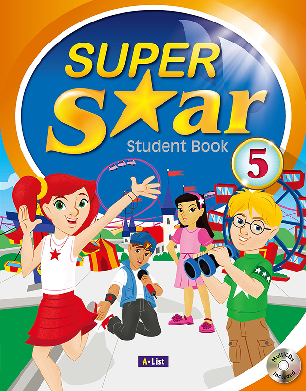 Super Star Student Book 5