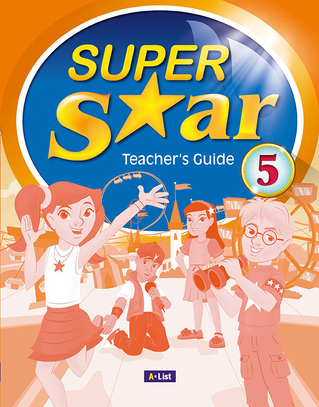 Super Star Teacher's Guide 5