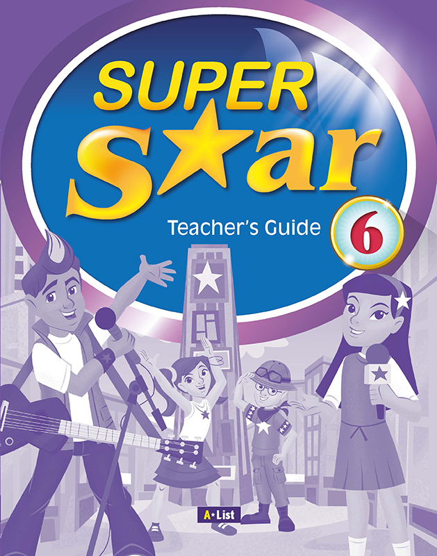 Super Star Teacher's Guide 6