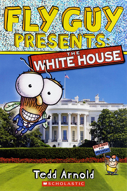 Fly Guy Presents : The White House (PB)