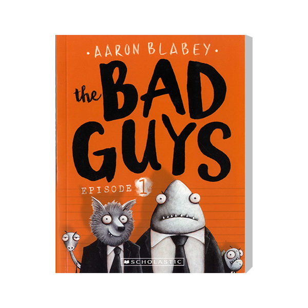 SC-The Bad Guys #1: The Bad Guys